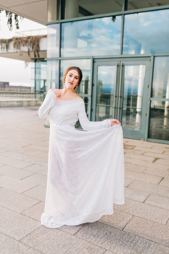 Modern Modest Metropolitan Bridal Inspiration – J Noelle Designs – Hiliary Stewart 29