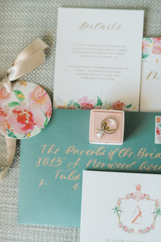Preppy and Nautical Boathouse Wedding – Elleson Events – Trenholm Photo 14
