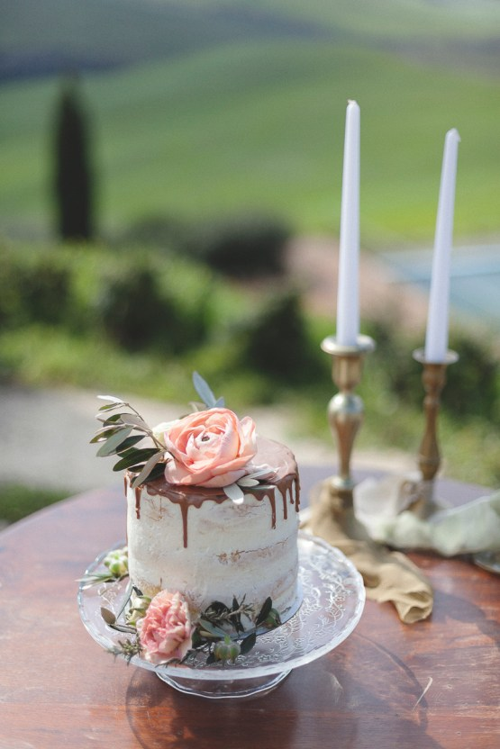 Rustic and Romatic Italian Wedding Inspiration From Tuscany – Tiziana Gallo 25