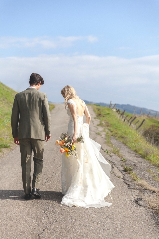 Rustic and Romatic Italian Wedding Inspiration From Tuscany – Tiziana Gallo 27