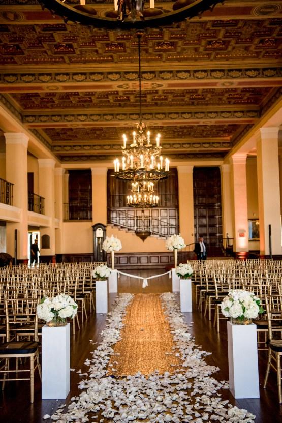 Sparkling and Ornate City Chic Wedding – Kim Fox Photography 13
