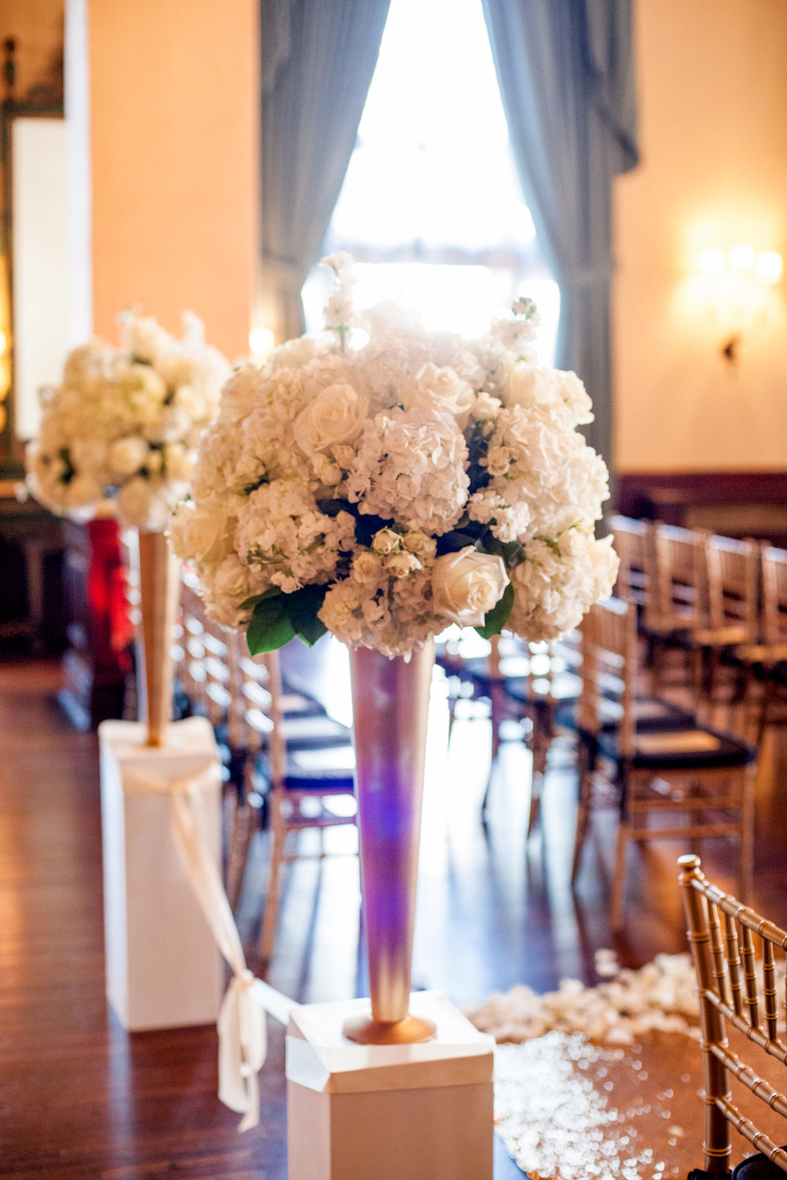 Sparkling and Ornate City Chic Wedding – Kim Fox Photography 7
