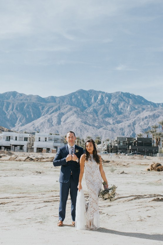 Stylish and Wildly Fun Palm Springs Wedding – The McFarlands 21