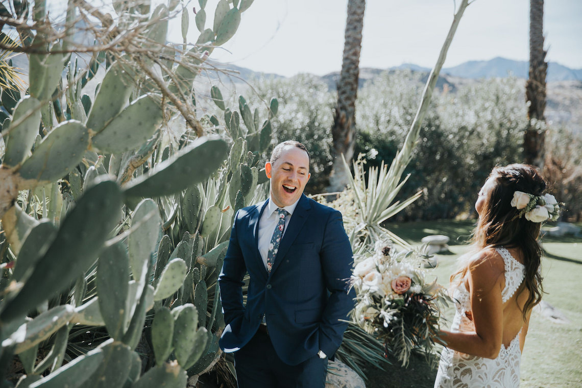 Stylish and Wildly Fun Palm Springs Wedding – The McFarlands 3