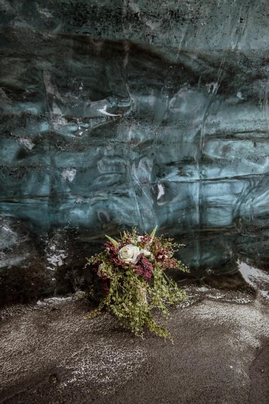 Wild Winter Ice Cave Elopement in Iceland – Your Adventure Wedding