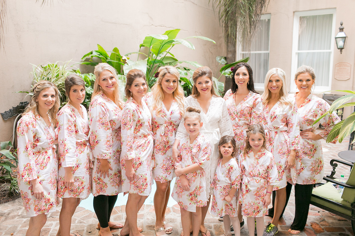 Classy New Orleans Wedding With Brass Band Parade – Arte de Vie Photography 2