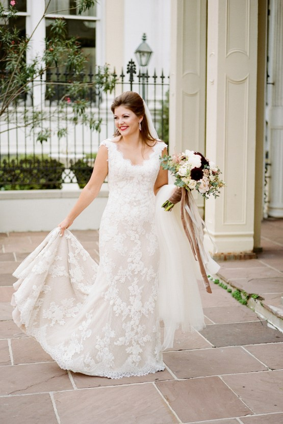 Classy New Orleans Wedding With Brass Band Parade – Arte de Vie Photography 24
