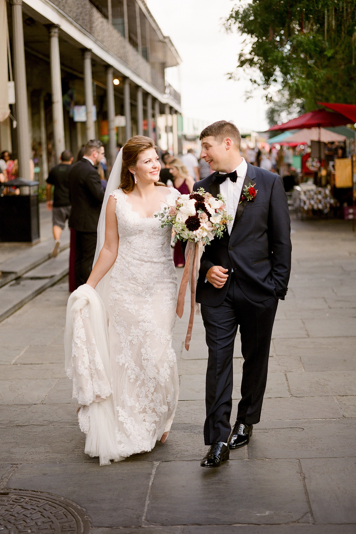 Classy New Orleans Wedding With Brass Band Parade – Arte de Vie Photography 38