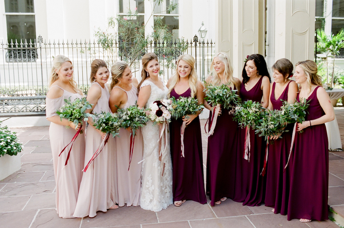 Classy New Orleans Wedding With Brass Band Parade – Arte de Vie Photography 4