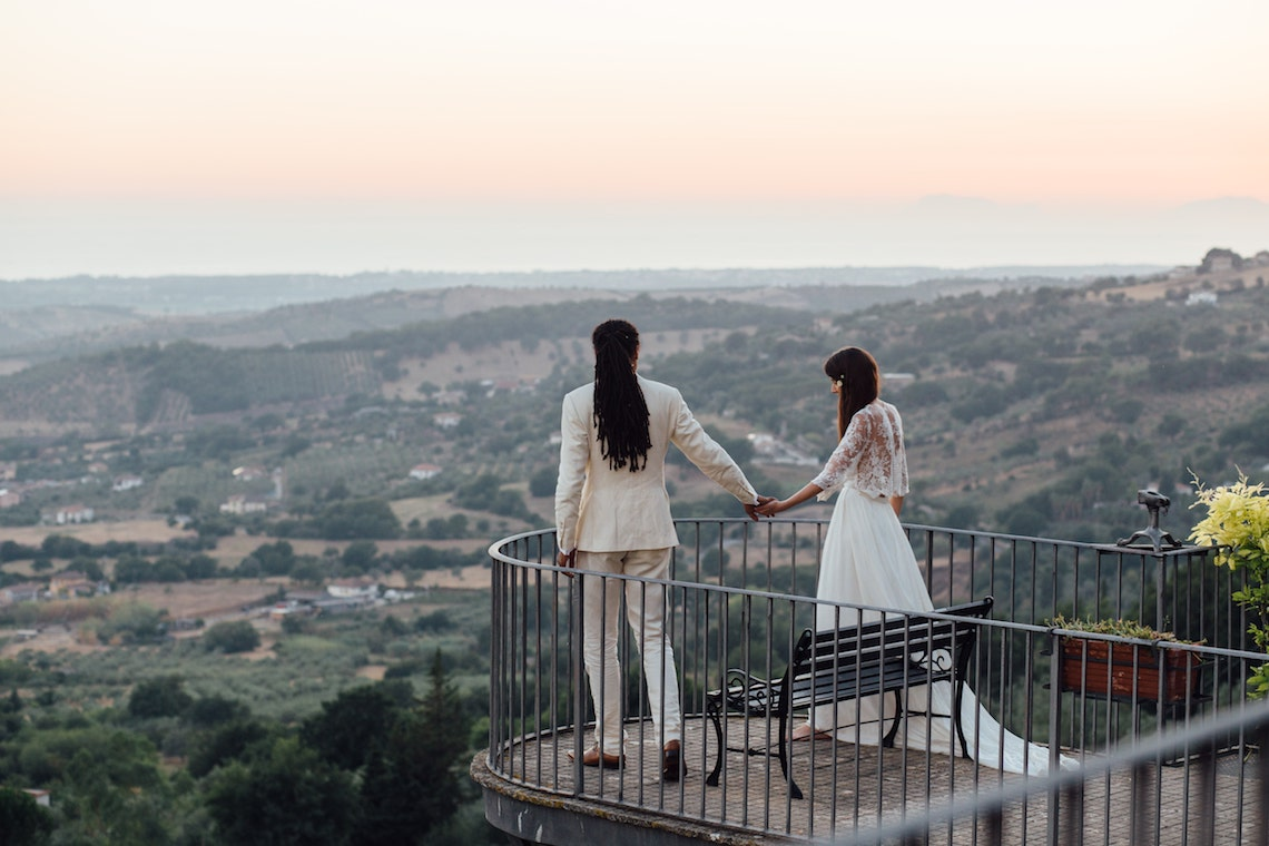 Intimate & Artistic Italian Wedding Film in Ravello – Happy Together Films 2