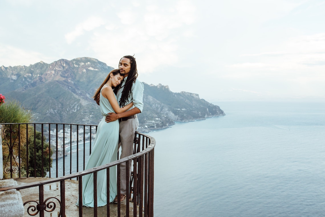 Intimate & Artistic Italian Wedding Film in Ravello – Happy Together Films 4