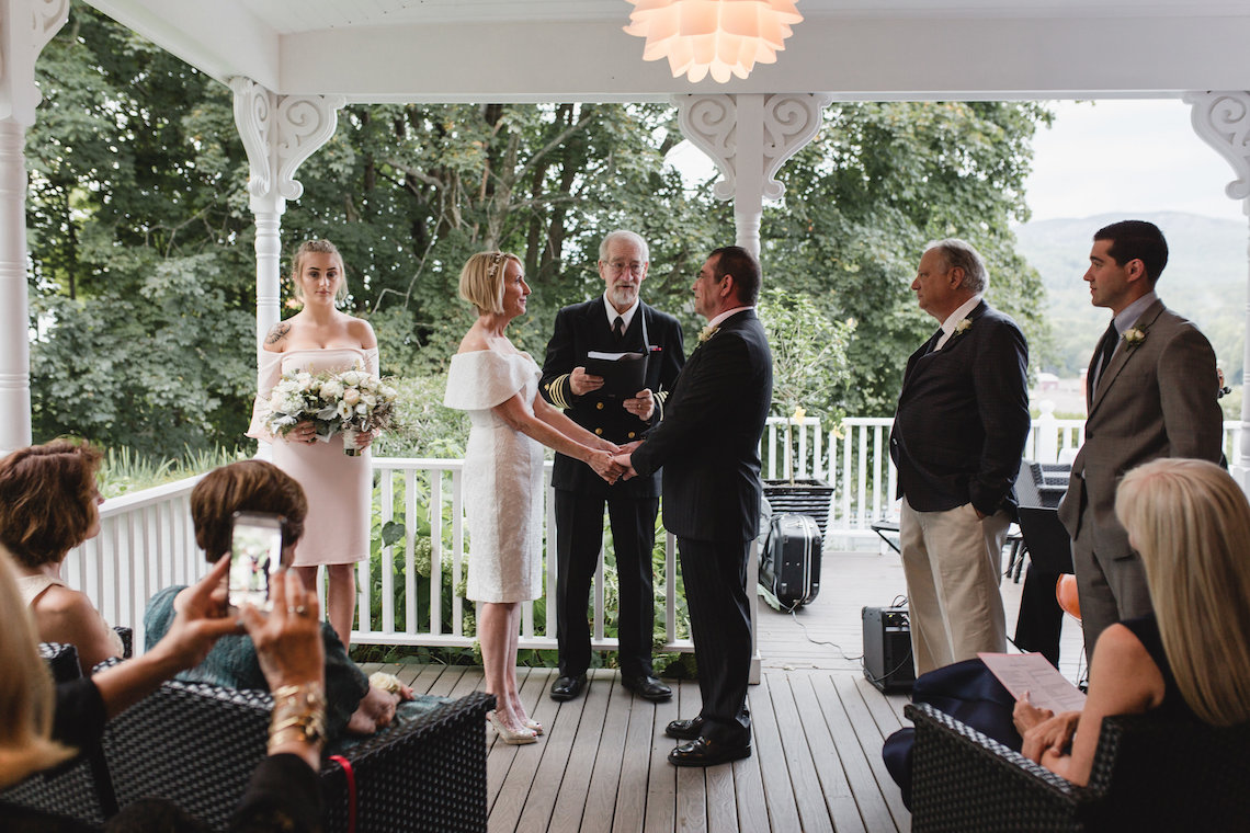 Intimate and Charming New England Bed and Breakfast Wedding – Juliana Montane Photography 3