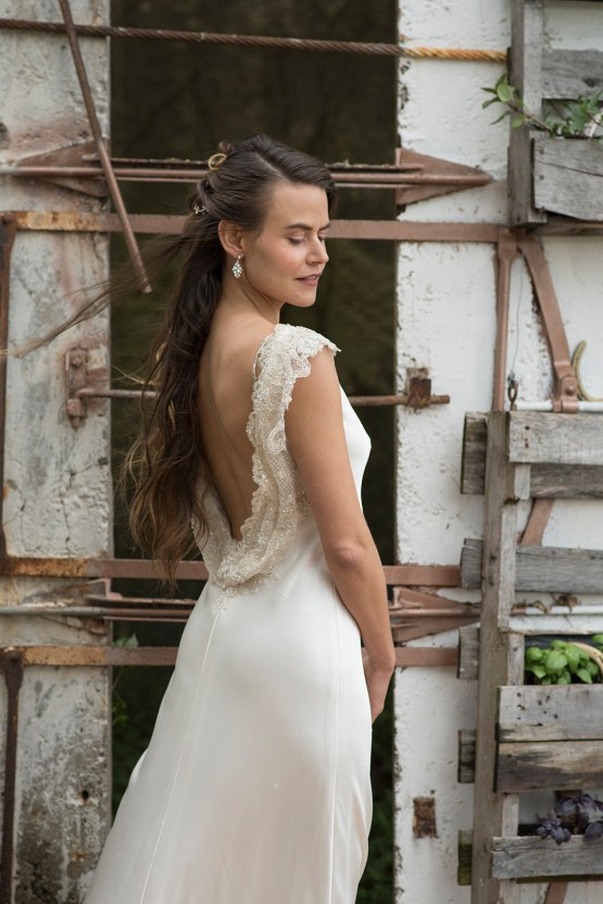 Rustic and Romantic Barn Wedding Inspiration – Boswick Photography 14