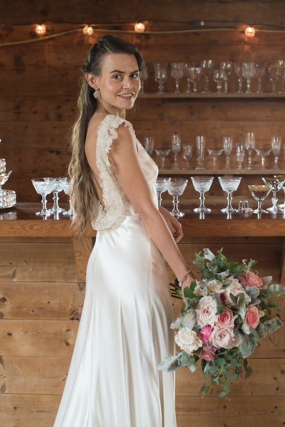 Rustic and Romantic Barn Wedding Inspiration – Boswick Photography 23