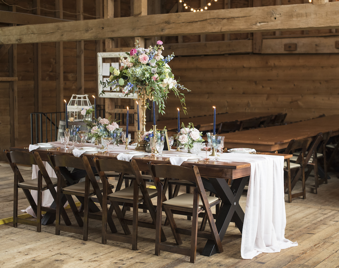 Rustic and Romantic Barn Wedding Inspiration – Boswick Photography 7