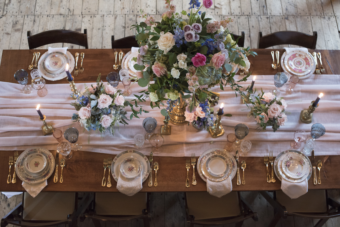 Rustic and Romantic Barn Wedding Inspiration – Boswick Photography 9