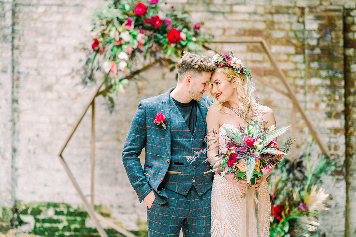 Whimsical Woodland Wedding Inspiration – Ioana Porav Photography 2