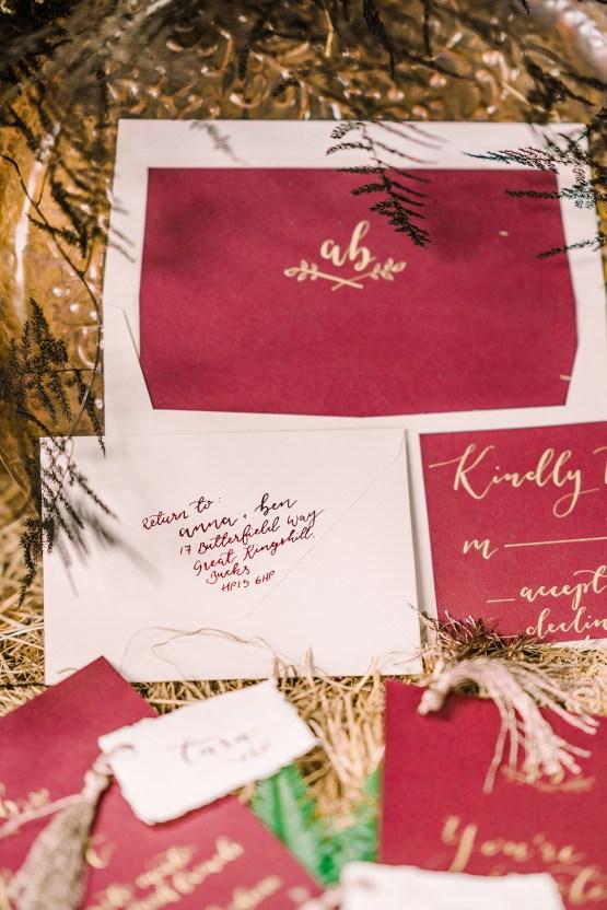 Whimsical Woodland Wedding Inspiration – Ioana Porav Photography 22