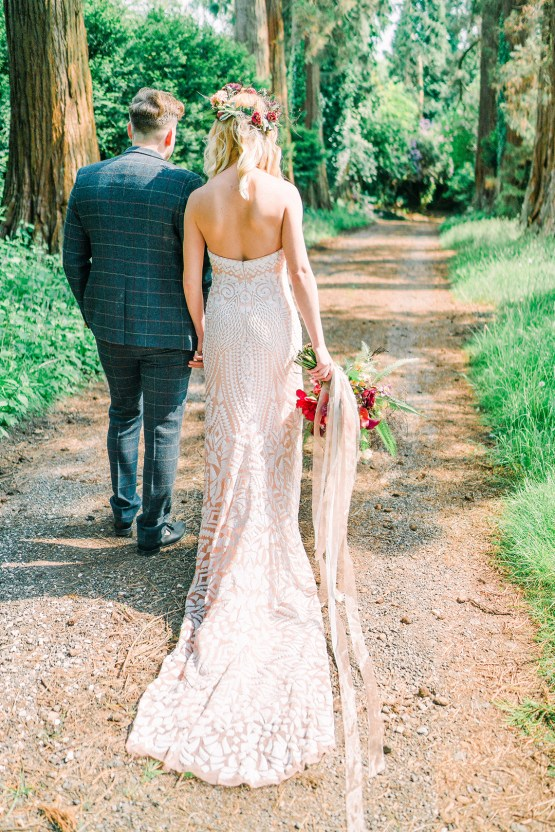 Whimsical Woodland Wedding Inspiration – Ioana Porav Photography 40