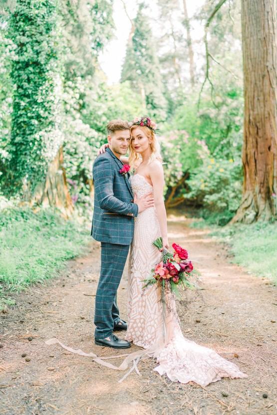 Whimsical Woodland Wedding Inspiration – Ioana Porav Photography 42