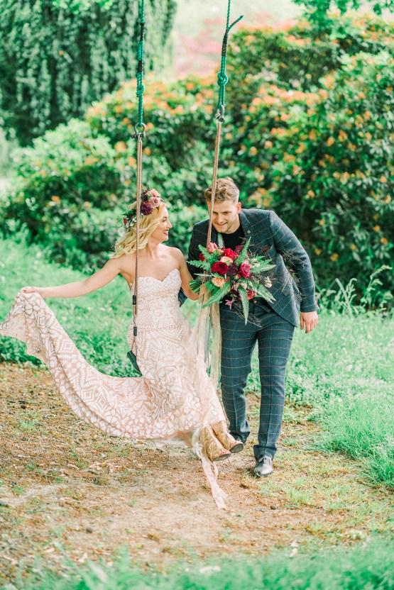 Whimsical Woodland Wedding Inspiration – Ioana Porav Photography 47