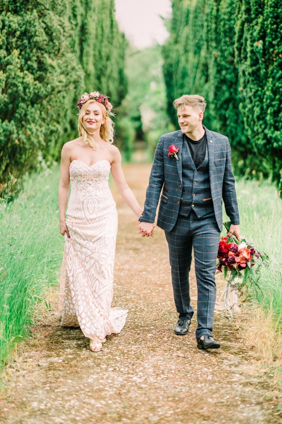 Whimsical Woodland Wedding Inspiration – Ioana Porav Photography 49