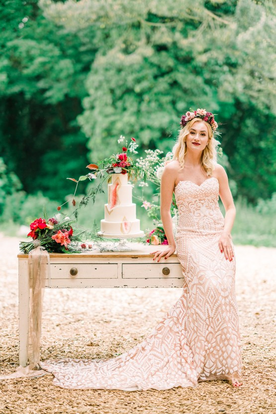 Whimsical Woodland Wedding Inspiration – Ioana Porav Photography 54