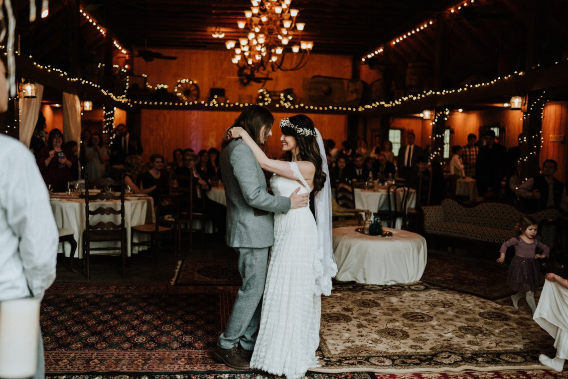 Woodland Waterfall Fairy-Tale Wedding – T and K Photography 15
