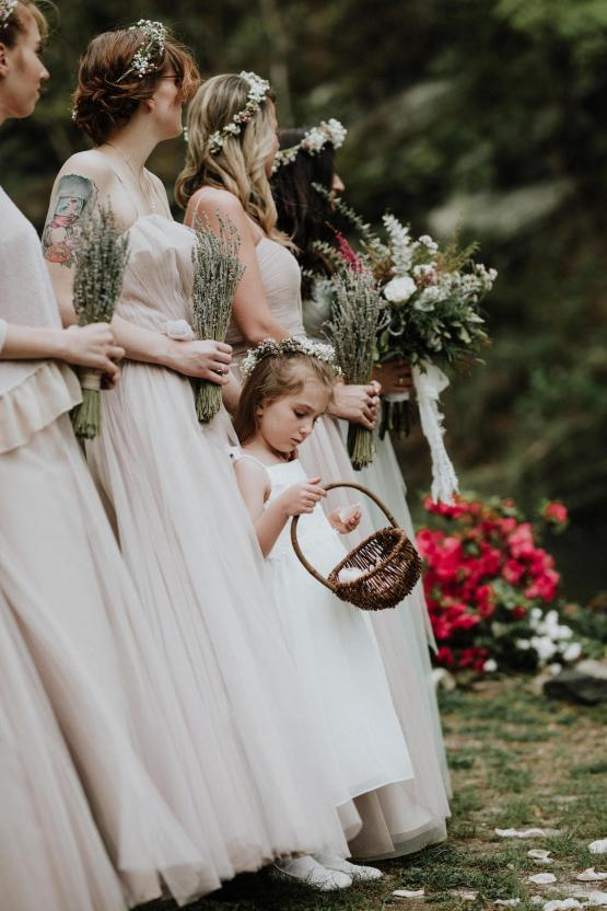 Woodland Waterfall Fairy-Tale Wedding – T and K Photography 17
