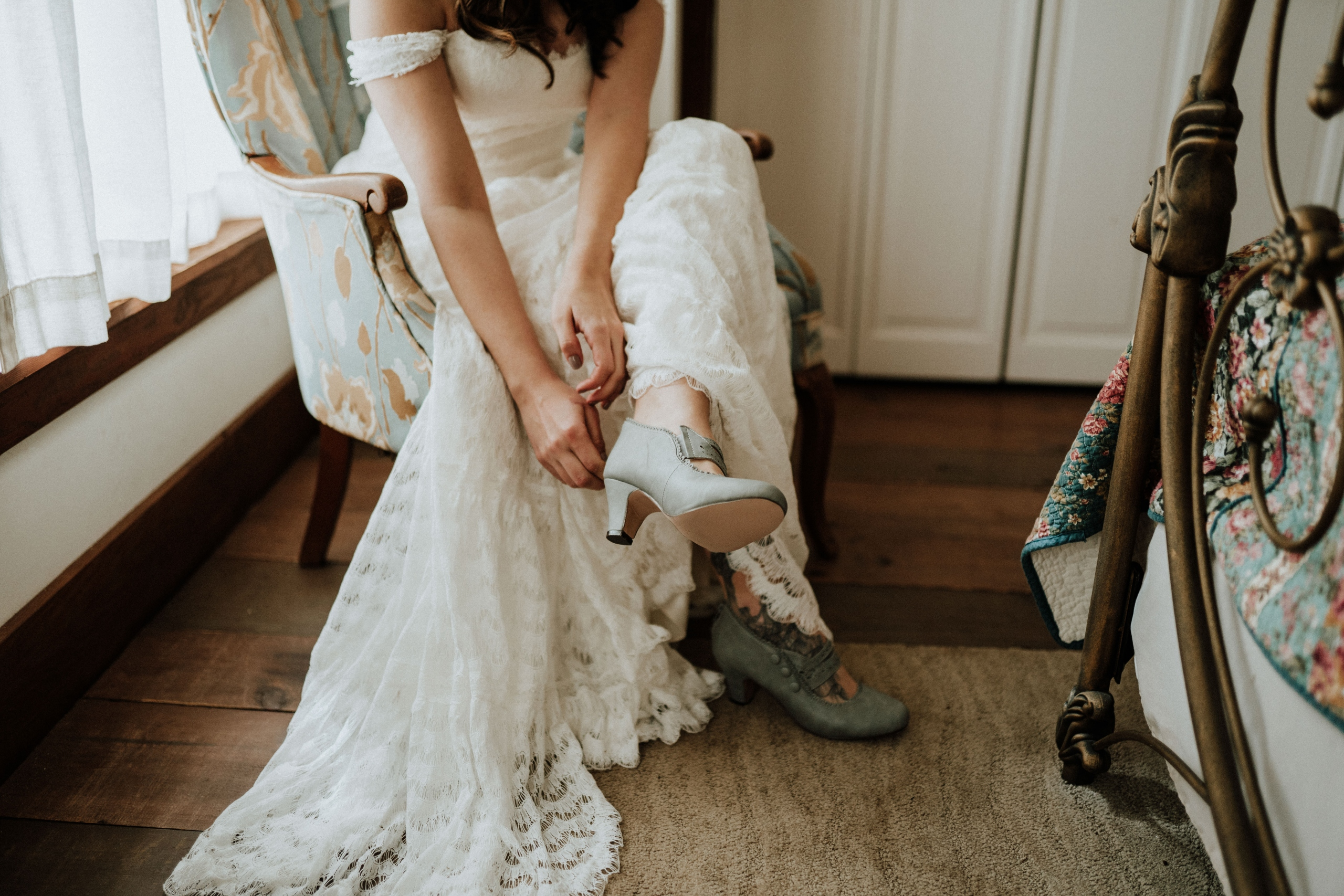 Woodland Waterfall Fairy-Tale Wedding – T and K Photography 5