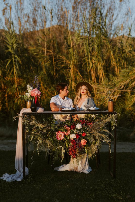 Bohemian Glamping Wedding and Proposal Inspiration – Lindie Wilton Photography 24
