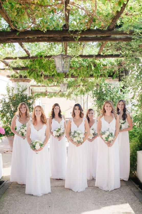 Breathtaking Cliffside Amalfi Coast Destination Wedding – Sandra Aberg 19