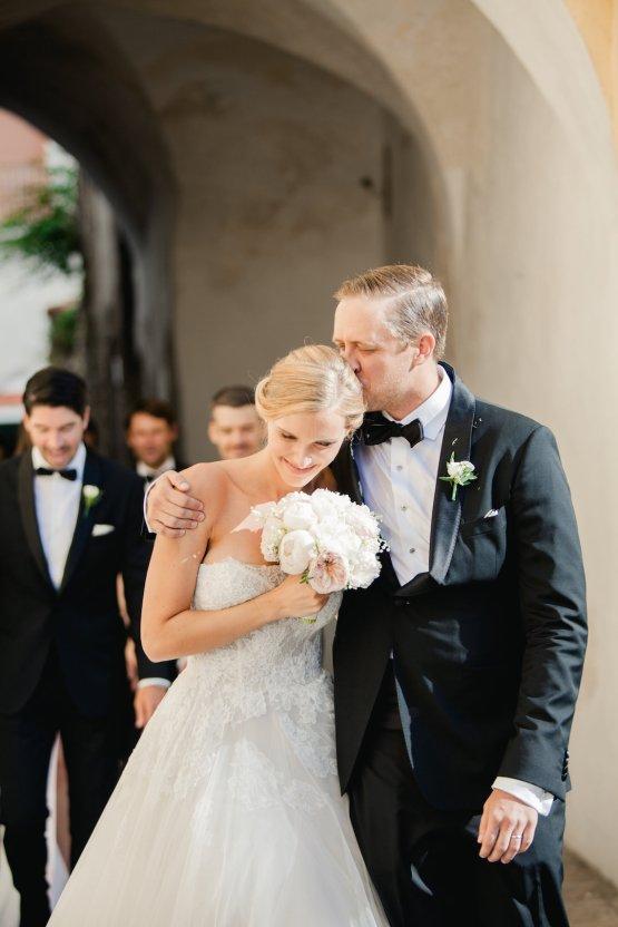 Breathtaking Cliffside Amalfi Coast Destination Wedding – Sandra Aberg 27