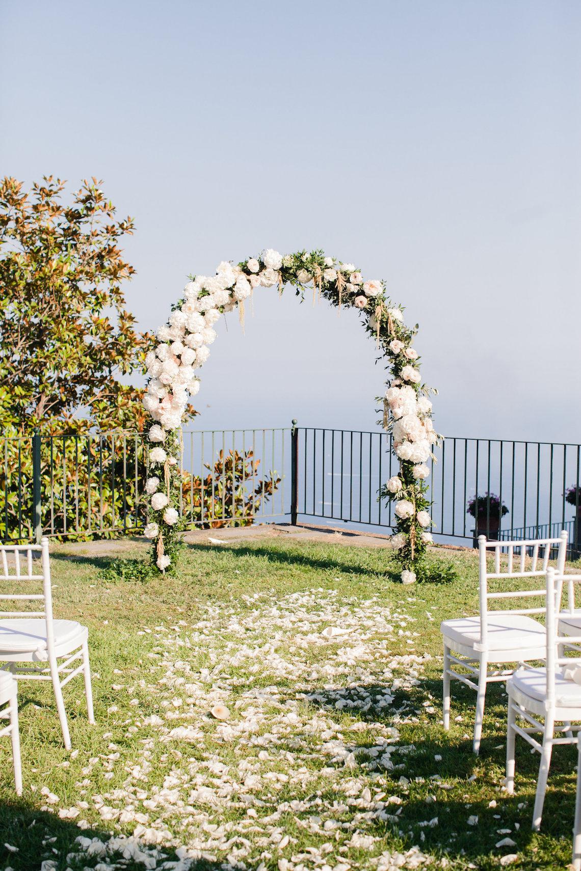 Breathtaking Cliffside Amalfi Coast Destination Wedding – Sandra Aberg 28