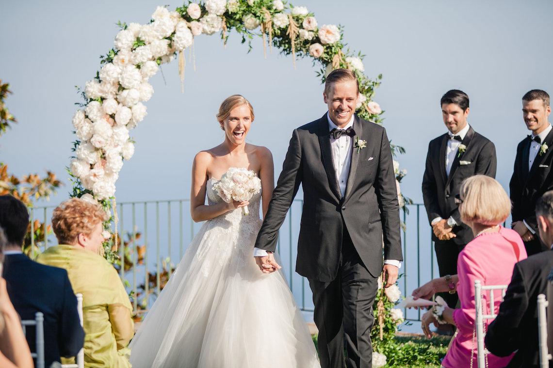 Breathtaking Cliffside Amalfi Coast Destination Wedding – Sandra Aberg 3