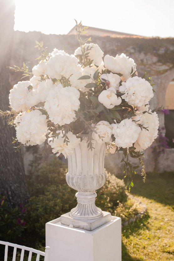 Breathtaking Cliffside Amalfi Coast Destination Wedding – Sandra Aberg 30