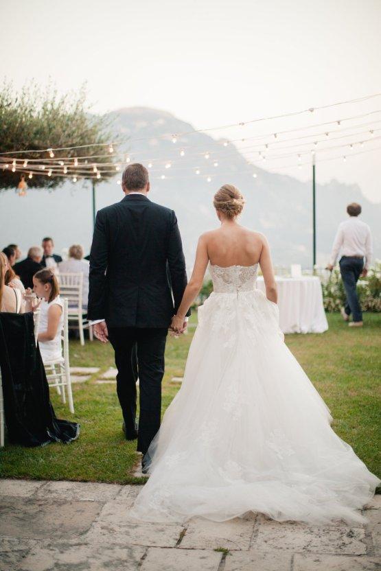 Breathtaking Cliffside Amalfi Coast Destination Wedding – Sandra Aberg 36