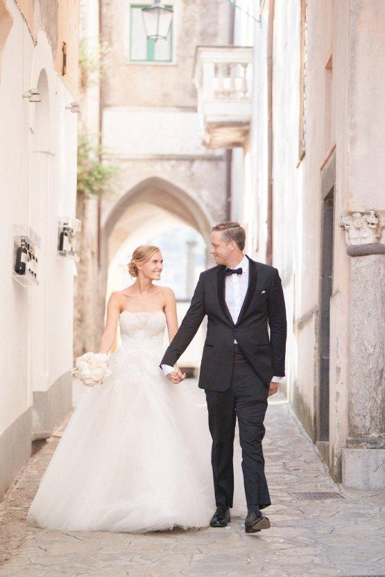 Breathtaking Cliffside Amalfi Coast Destination Wedding – Sandra Aberg 40