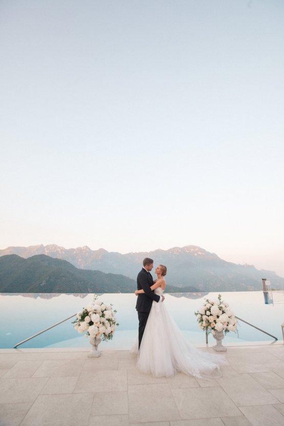 Breathtaking Cliffside Amalfi Coast Destination Wedding – Sandra Aberg 43