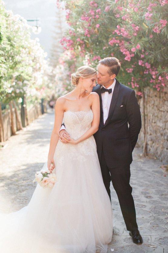Breathtaking Cliffside Amalfi Coast Destination Wedding – Sandra Aberg 51