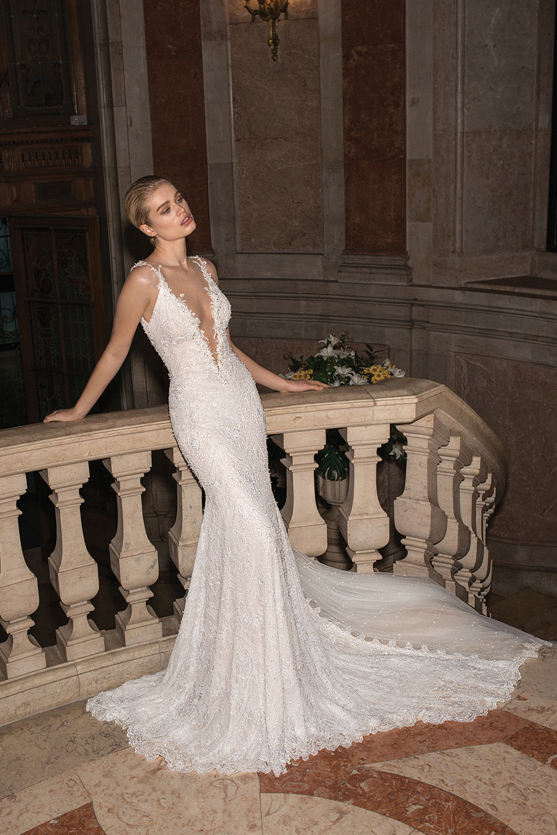 How To Look Like Royalty On Your Wedding Day – Galia Lahav Couture Dress Collection – AMANI F