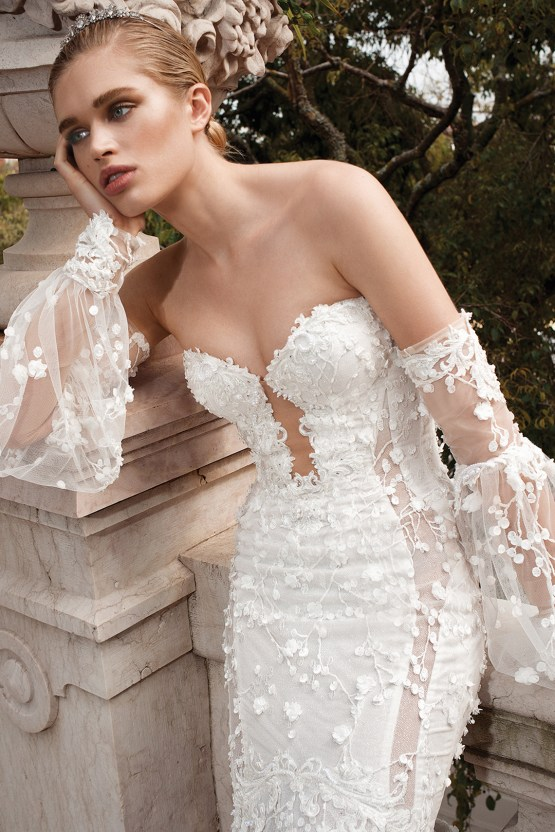How To Look Like Royalty On Your Wedding Day – Galia Lahav Couture Dress Collection – CAMILLA F