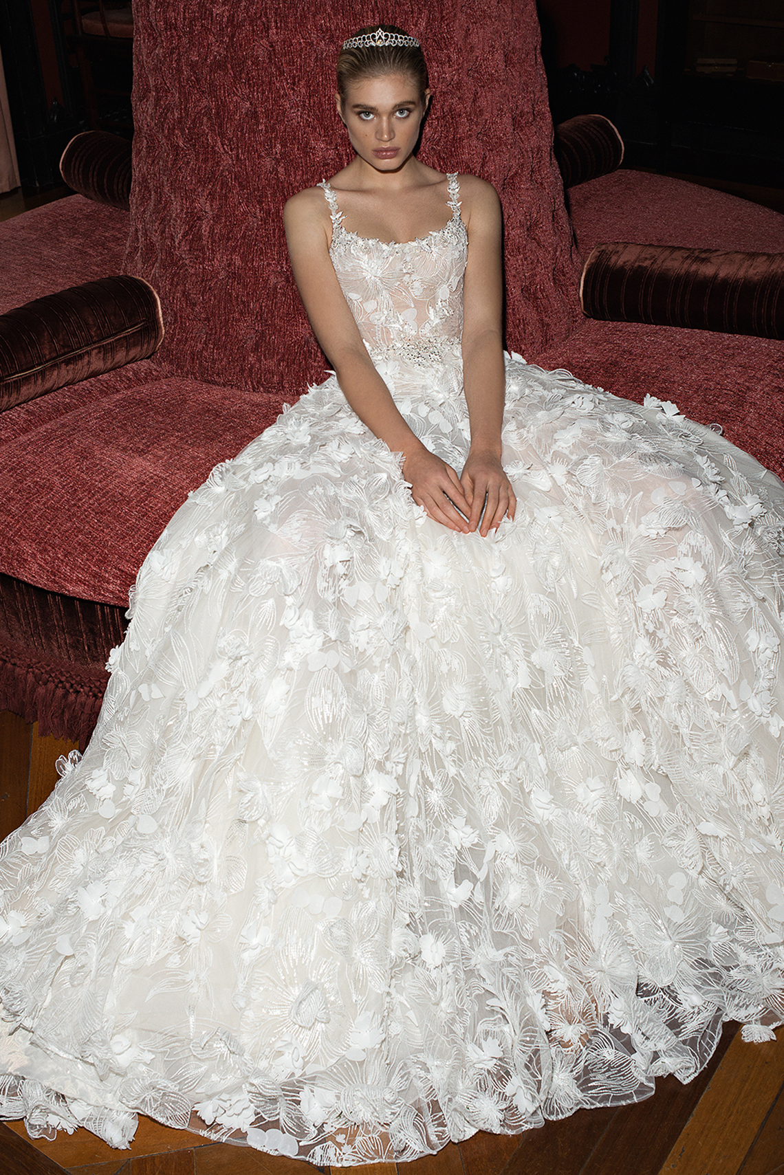 How To Look Like Royalty On Your Wedding Day – Galia Lahav Couture Dress Collection – FABIANA F