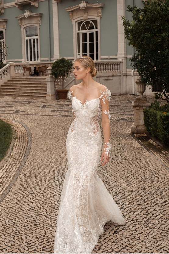 How To Look Like Royalty On Your Wedding Day – Galia Lahav Couture Dress Collection – NISSA F2