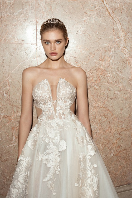 How To Look Like Royalty On Your Wedding Day – Galia Lahav Couture Dress Collection – QUERIDA F