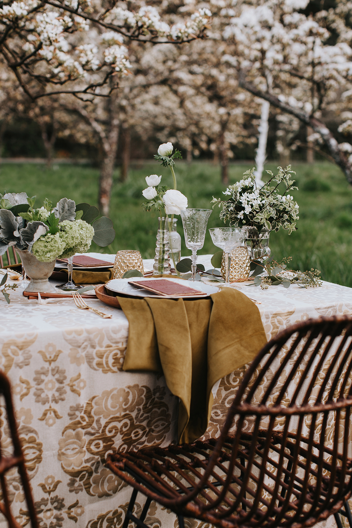 Japanese Inspired Apple Orchard Wedding Ideas – New Creations Wedding Design and Coordination – Lion Lady Photography 13