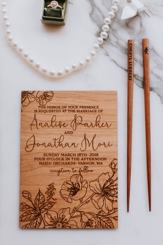 Japanese Inspired Apple Orchard Wedding Ideas – New Creations Wedding Design and Coordination – Lion Lady Photography 18