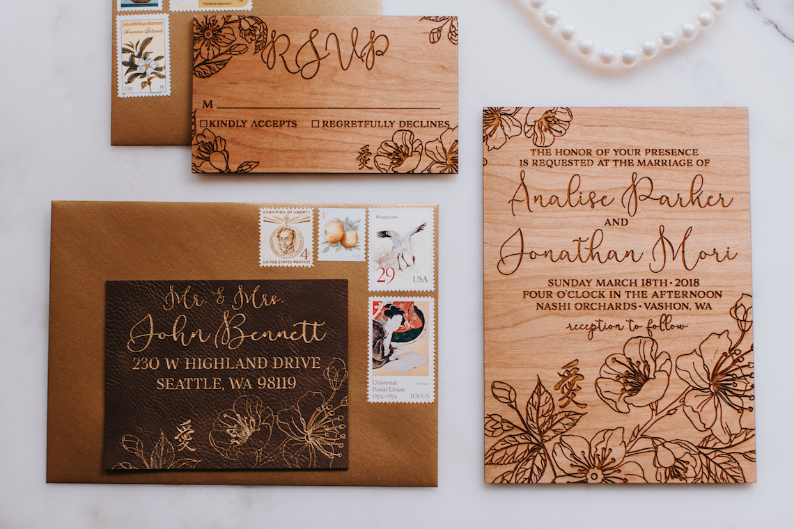 Japanese Inspired Apple Orchard Wedding Ideas – New Creations Wedding Design and Coordination – Lion Lady Photography 2