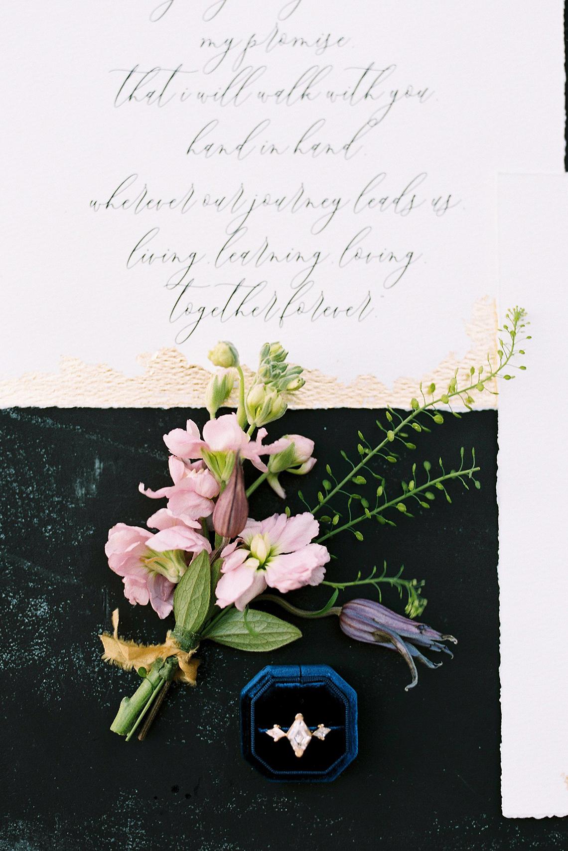 Lavish and Ethereal Greek Hotel Wedding Inspiration – Camilla Cosme Photography 12