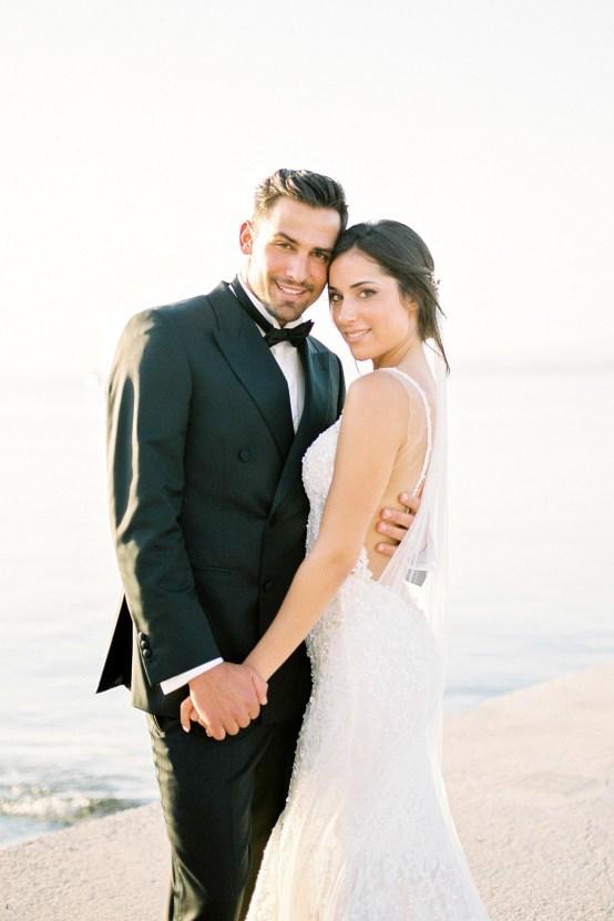 Lavish and Ethereal Greek Hotel Wedding Inspiration – Camilla Cosme Photography 17